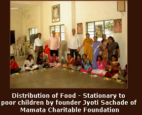 Distribution of Food